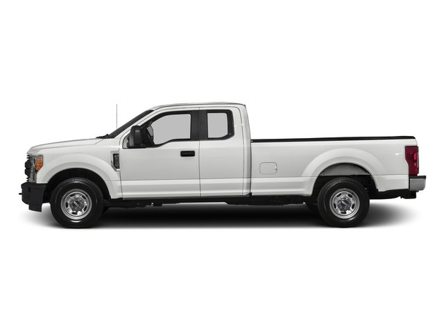 2017 Ford Super Duty F-250 SRW Pictures Super Duty F-250 SRW Supercab XL 4WD photos side view