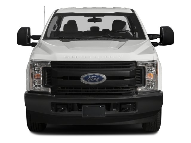 2017 Ford Super Duty F-250 SRW Pictures Super Duty F-250 SRW Supercab XL 4WD photos front view