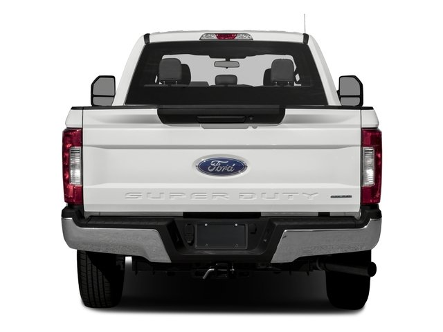 2017 Ford Super Duty F-250 SRW Pictures Super Duty F-250 SRW Supercab XL 4WD photos rear view