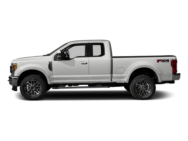 2017 Ford Super Duty F-250 SRW Prices and Values Supercab Lariat 4WD side view