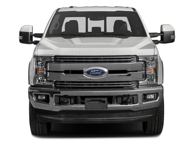 2017 Ford Super Duty F-250 SRW Prices and Values Supercab Lariat 4WD front view