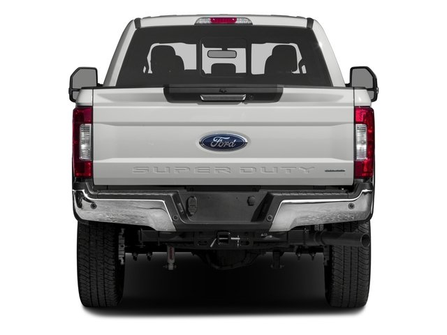 2017 Ford Super Duty F-250 SRW Prices and Values Supercab Lariat 4WD rear view