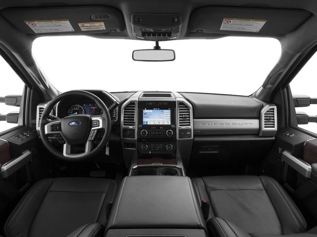 2017 Ford Super Duty F-250 SRW Prices and Values Supercab Lariat 4WD full dashboard