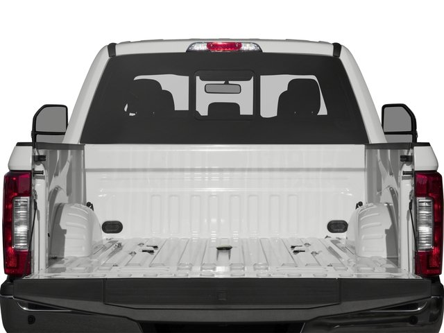 2017 Ford Super Duty F-350 SRW Prices and Values Supercab Lariat 2WD open trunk