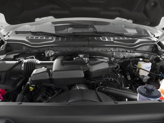 2017 Ford Super Duty F-350 SRW Prices and Values Supercab Lariat 2WD engine