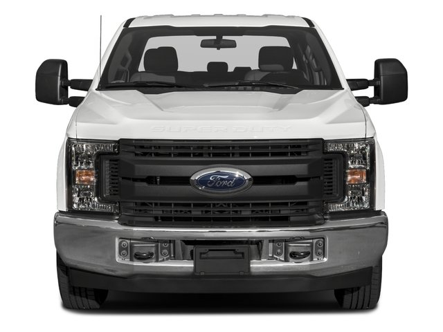 2017 Ford Super Duty F-350 SRW Prices and Values Crew Cab XL 2WD front view