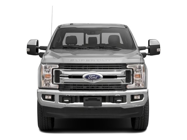 2017 Ford Super Duty F-350 SRW Prices and Values Crew Cab XLT 4WD front view