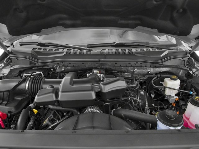 2017 Ford Super Duty F-350 SRW Prices and Values Crew Cab XLT 4WD engine