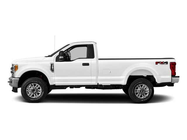 2017 Ford Super Duty F-250 SRW Prices and Values Regular Cab XLT 2WD side view