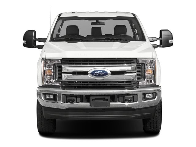 2017 Ford Super Duty F-250 SRW Prices and Values Regular Cab XLT 2WD front view
