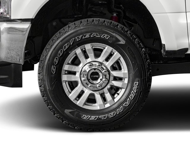 2017 Ford Super Duty F-250 SRW Prices and Values Regular Cab XLT 2WD wheel