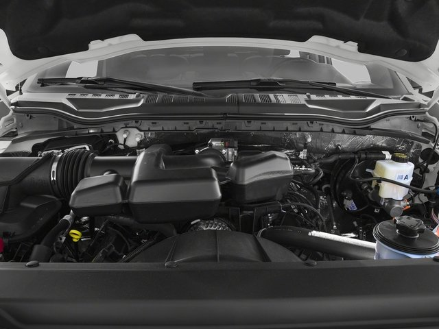 2017 Ford Super Duty F-250 SRW Prices and Values Regular Cab XLT 2WD engine