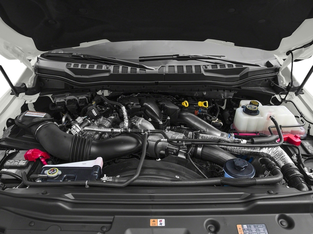 2017 Ford Super Duty F-450 DRW Prices and Values Crew Cab Platinum 4WD T-Diesel engine