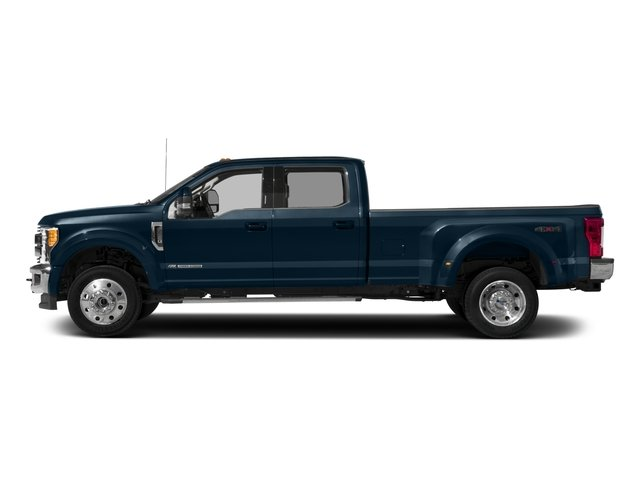 2017 Ford Super Duty F-450 DRW Prices and Values Crew Cab Lariat 4WD T-Diesel side view
