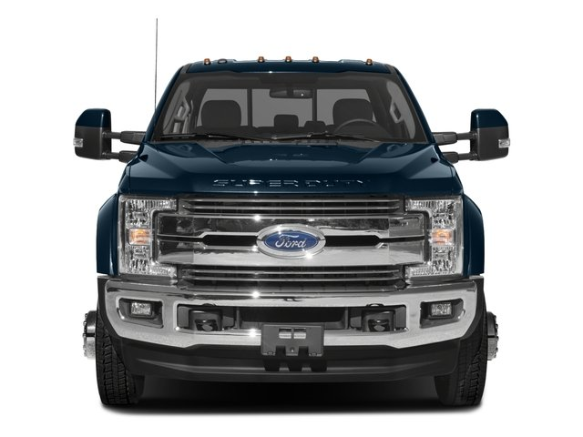 2017 Ford Super Duty F-450 DRW Pictures Super Duty F-450 DRW Crew Cab Lariat 4WD T-Diesel photos front view