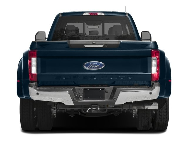 2017 Ford Super Duty F-450 DRW Pictures Super Duty F-450 DRW Crew Cab Lariat 4WD T-Diesel photos rear view