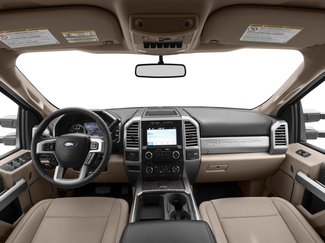 2017 Ford Super Duty F-450 DRW Pictures Super Duty F-450 DRW Crew Cab Lariat 4WD T-Diesel photos full dashboard