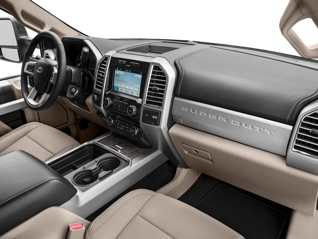 2017 Ford Super Duty F-450 DRW Pictures Super Duty F-450 DRW Crew Cab Lariat 4WD T-Diesel photos passenger's dashboard