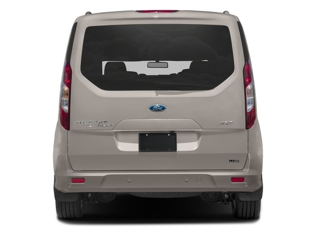 2017 Ford Transit Connect Wagon Pictures Transit Connect Wagon Extended Passenger Van XLT photos rear view