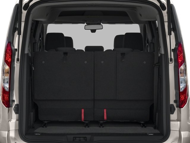 2017 Ford Transit Connect Wagon Pictures Transit Connect Wagon Extended Passenger Van XLT photos open trunk