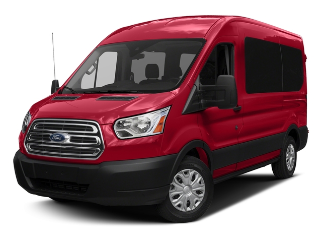 2017 Ford Transit Wagon Prices and Values Passenger Van XLT Medium Roof