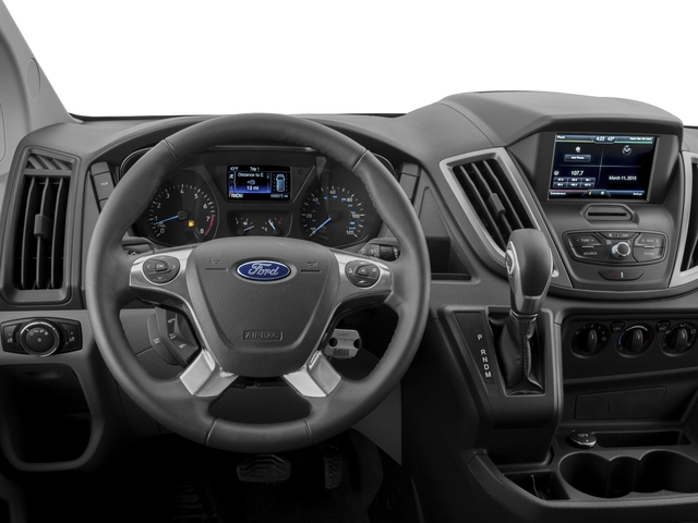 2017 Ford Transit Wagon Pictures Transit Wagon Passenger Van XL Low Roof photos driver's dashboard
