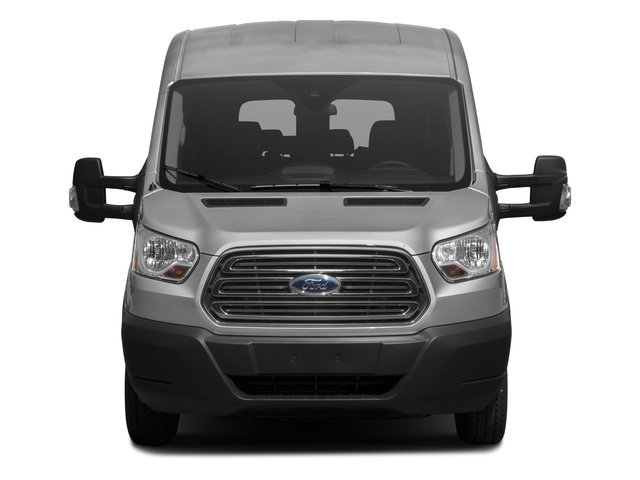 2017 Ford Transit Wagon Prices and Values Passenger Van XL Medium Roof front view