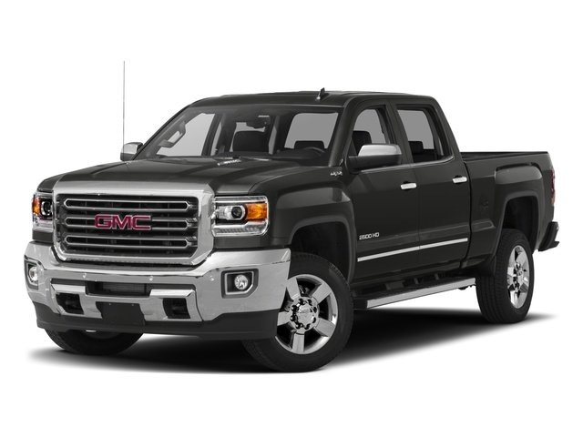 2017 GMC Sierra 2500HD Crew Cab SLT 4WD Prices, Values & Sierra 2500HD Crew Cab SLT 4WD Price ...