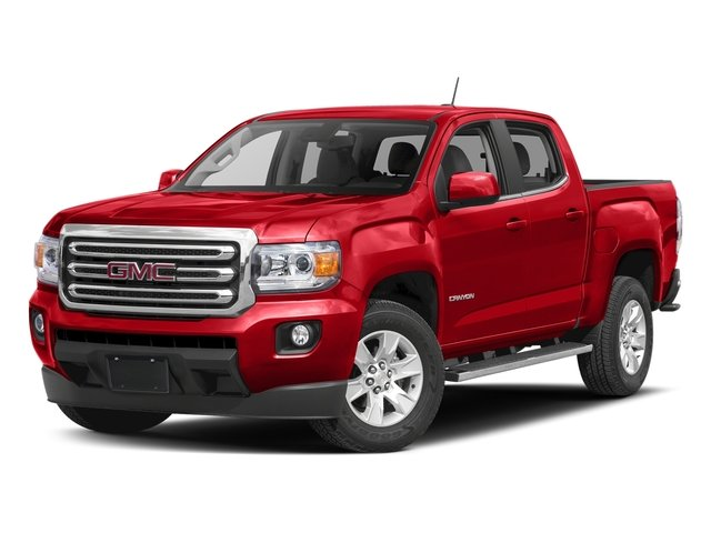 gmc canyon sle cab crew 2wd 4wd vehicle values specifications info prices nadaguides pricing wheel ratings safety certified slt models