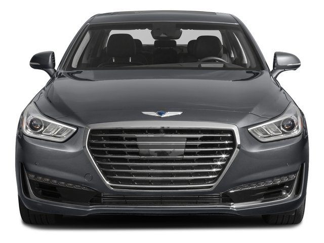2017 Genesis G90 Base Price 5.0L Ultimate RWD Pricing front view