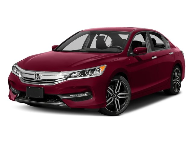 2017 Honda Accord Sedan Base Price Sport Se Cvt Pricing Side Front View