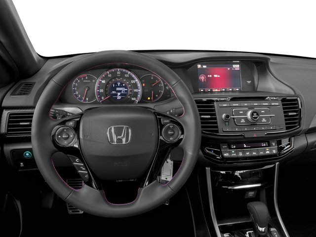 2017 Honda Accord Sedan Base Price Sport Se Cvt Pricing Driver S Dashboard