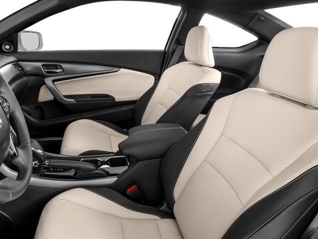 2017 Honda Accord Coupe Pictures Touring Auto Photos Front Seat Interior