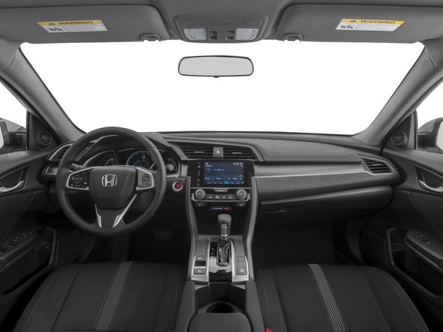 2017 Honda Civic Sedan Base Price Ex T Cvt Pricing Full Dashboard