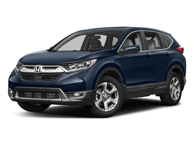 2017 Honda Cr V Base Price Ex L Awd Pricing Side Front View