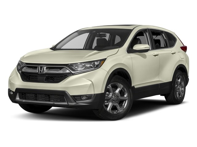 2017 Honda Cr V Base Price Ex L 2wd Pricing Side Front View