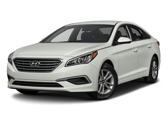 2017 Hyundai Sonata Base Price 2.4L PZEV Pricing side front view