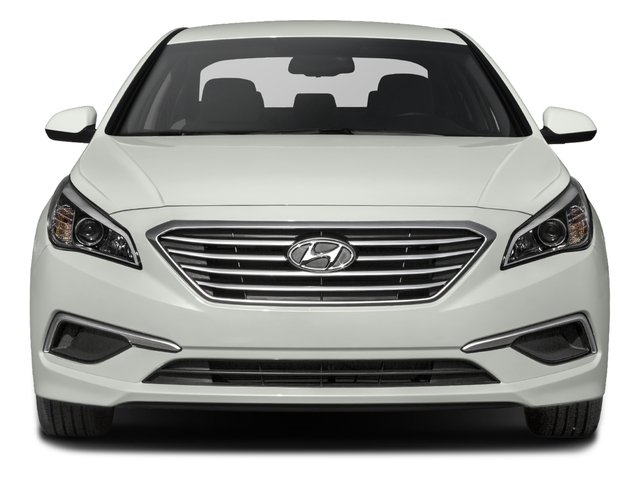 2017 Hyundai Sonata Base Price 2.4L PZEV Pricing front view