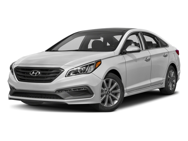 2017 Hyundai Sonata Base Price Limited 2.4L Pricing side front view