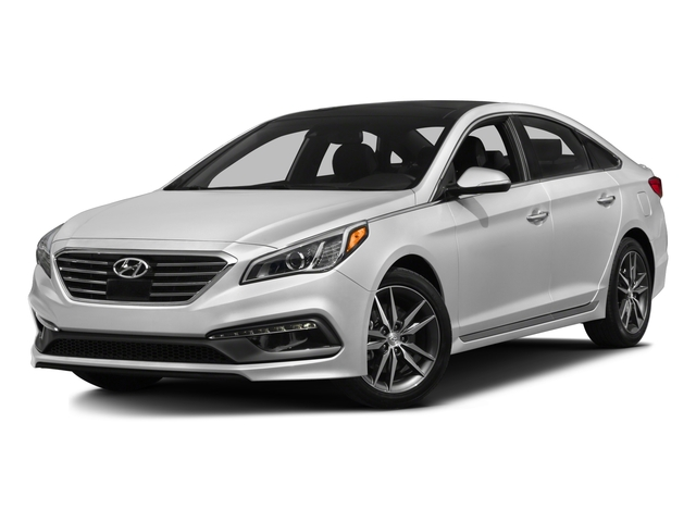2017 Hyundai Sonata Base Price Sport 2.0T Pricing side front view