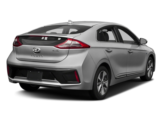 2017 Hyundai Ioniq Electric Pictures Ioniq Electric Limited Hatchback photos side rear view