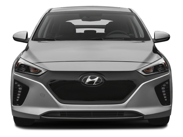 2017 Hyundai Ioniq Electric Pictures Ioniq Electric Limited Hatchback photos front view
