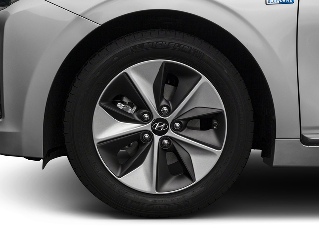 2017 Hyundai Ioniq Electric Pictures Ioniq Electric Limited Hatchback photos wheel