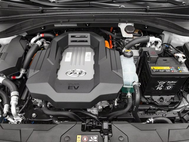 2017 Hyundai Ioniq Electric Pictures Ioniq Electric Limited Hatchback photos engine