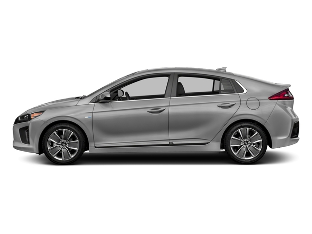 2017 Hyundai Ioniq Hybrid Base Price Limited Hatchback Pricing side view
