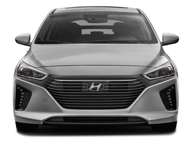 2017 Hyundai Ioniq Hybrid Base Price Limited Hatchback Pricing front view