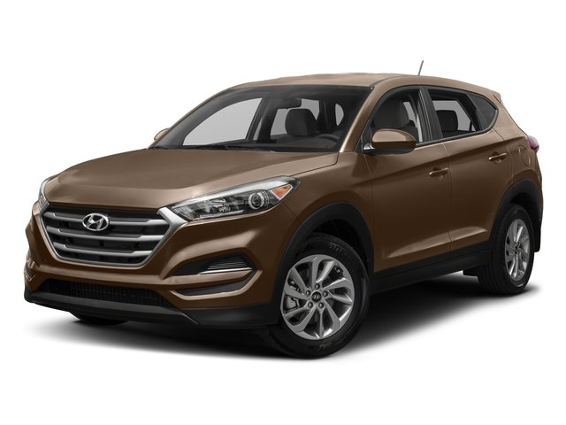 2017 Hyundai Tucson Base Price Night FWD Pricing side front view