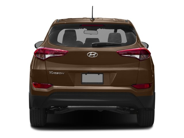 2017 Hyundai Tucson Base Price Night FWD Pricing rear view