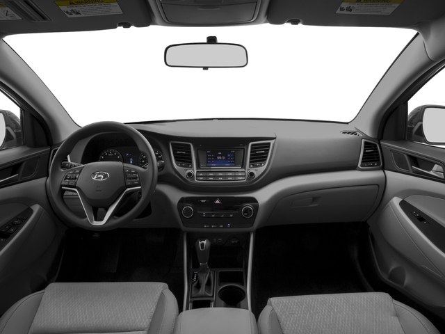 2017 Hyundai Tucson Base Price Night FWD Pricing full dashboard