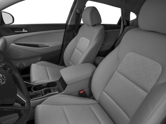 2017 Hyundai Tucson Base Price Night FWD Pricing front seat interior